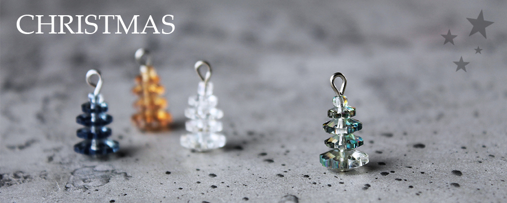 www.snowfall-beads.com - Christmas collection