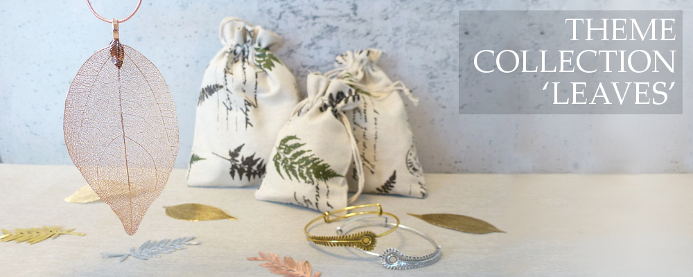 www.snowfall-beads.com - Theme Collection 'Leaves'