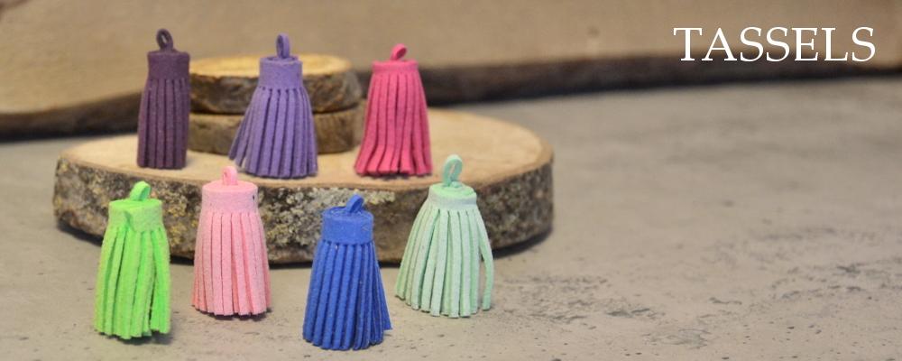 www.snowfall-beads.com - Tassels