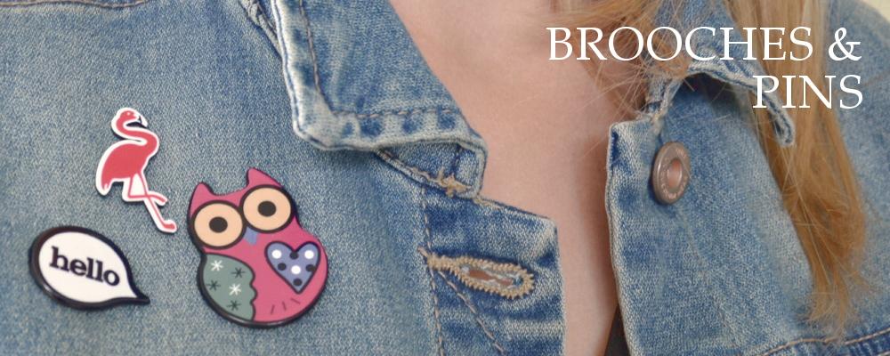 www.snowfall-beads.com - Brooches & pins