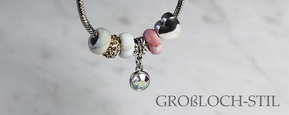 www.snowfall-beads.de - Großloch-Stil Perlen und Anhänger