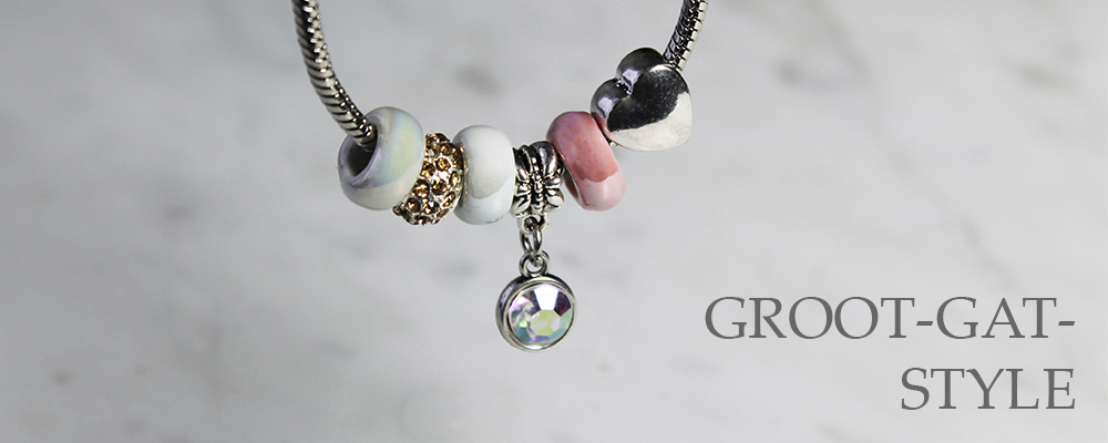 www.snowfall-beads.be - Groot-gat-style kralen en bedels