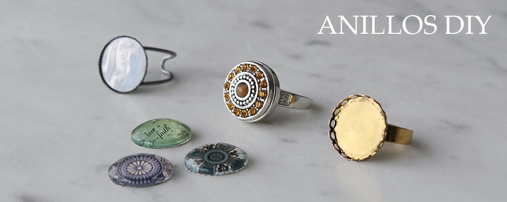 www.snowfall-beads.es - Spotlight: Anillos DIY