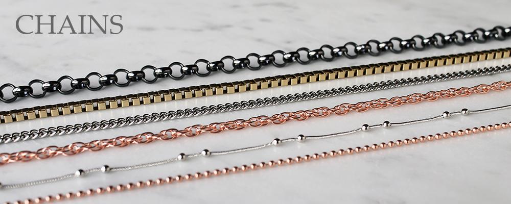 www.snowfall-beads.com - Chains
