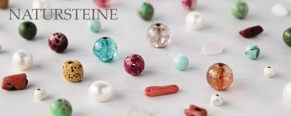 www.snowfall-beads.de - Natursteine