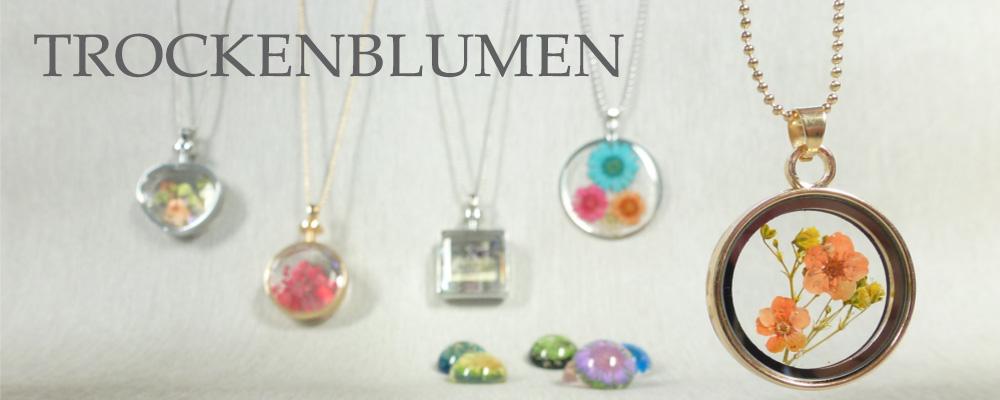 www.snowfall-beads.de - Trockenblumen
