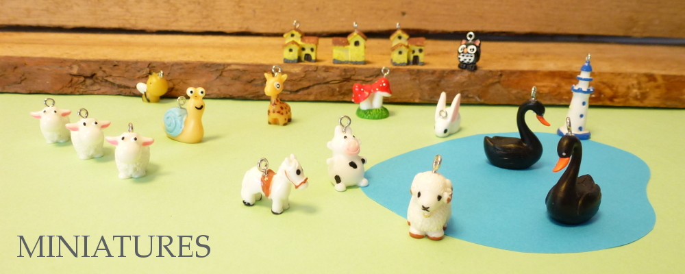 www.snowfall-beads.fr - Miniatures