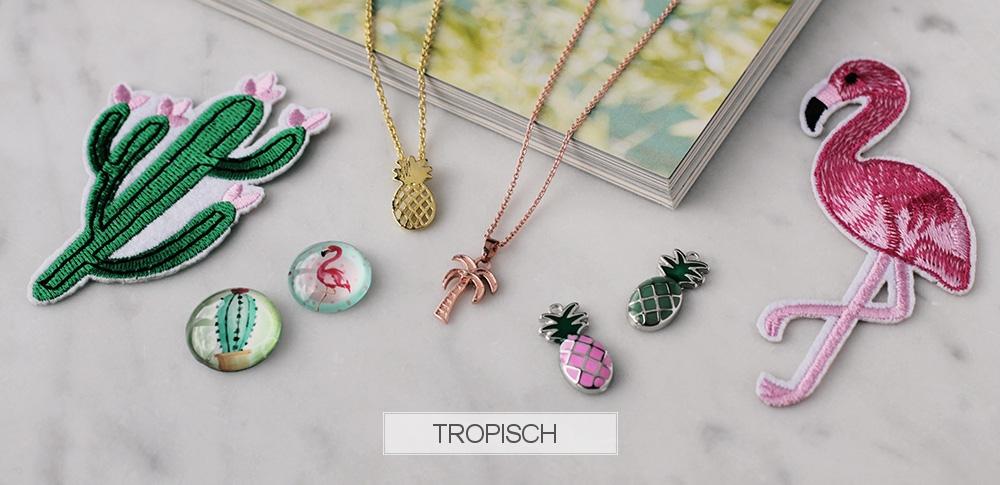www.snowfall-beads.de - Tropisch
