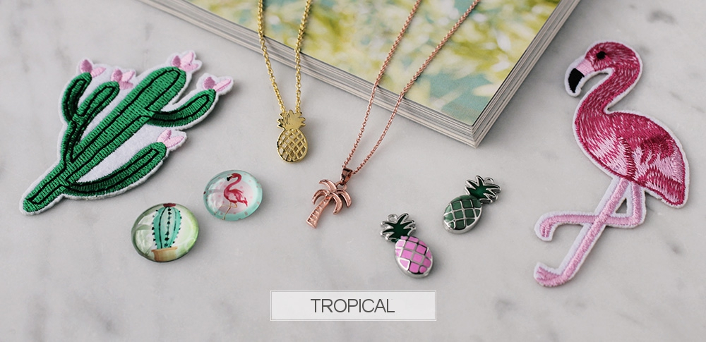 www.snowfall-beads.fr - Tropical