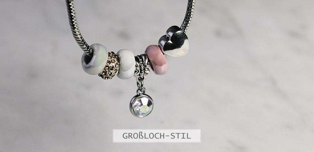 www.snowfall-beads.de - Grossloch Stile