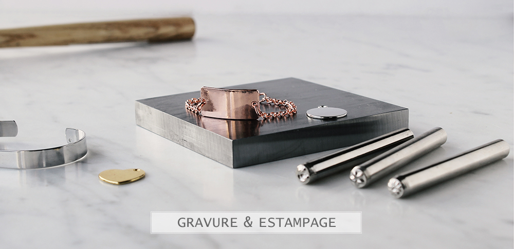 www.snowfall-beads.fr - Gravure & Estampage