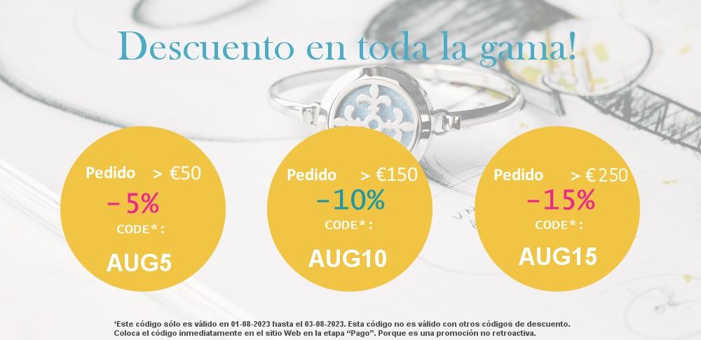 www.snowfall-beads.es - Código de descuento