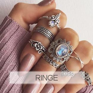 www.snowfall-beads.de - Ringe