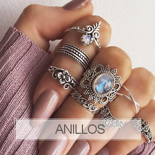 www.snowfall-beads.es - Anillos