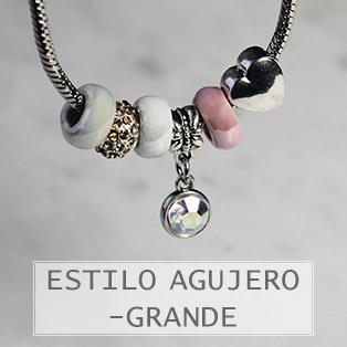 www.snowfall-beads.es - Abalorios estilo agujero-grande