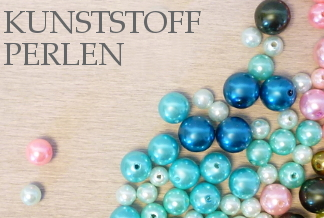 www.snowfall-beads.de - Kunststoff perlen