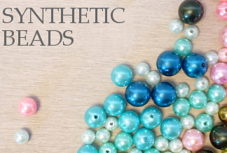 www.snowfall-beads.com - Synthetic beads