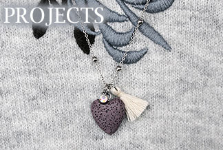 www.snowfall-beads.com - Jewelry projects