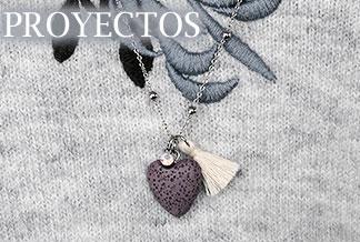 www.snowfall-beads.es - Proyectos de joyas