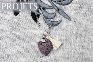 www.snowfall-beads.fr - Projets bijoux