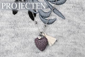 www.snowfall-beads.be - Sieradenprojecten