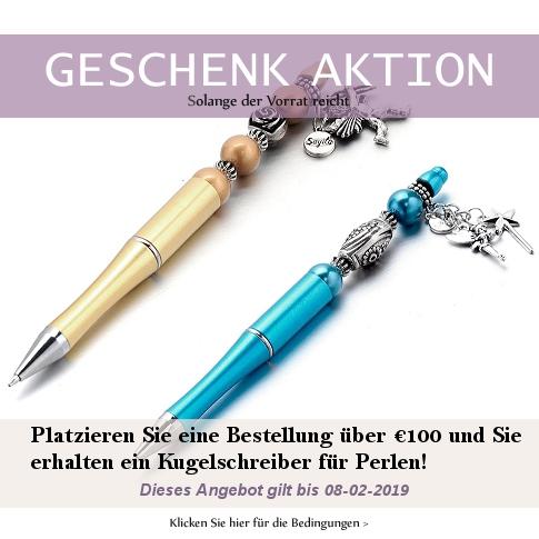 www.snowfall-beads.de - Geschenkaktion