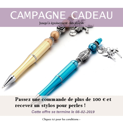 www.snowfall-perles.be - Campagne cadeau