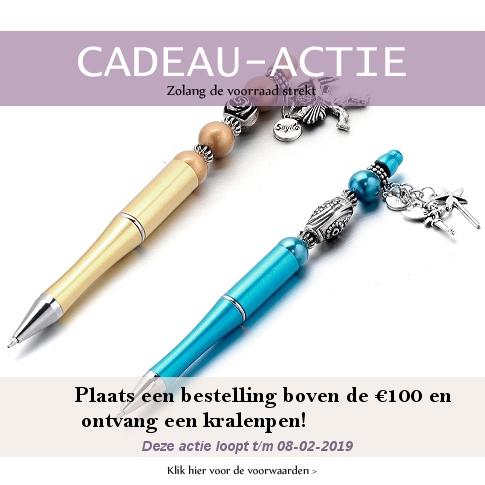 www.snowfall-beads.be - Cadeau-actie