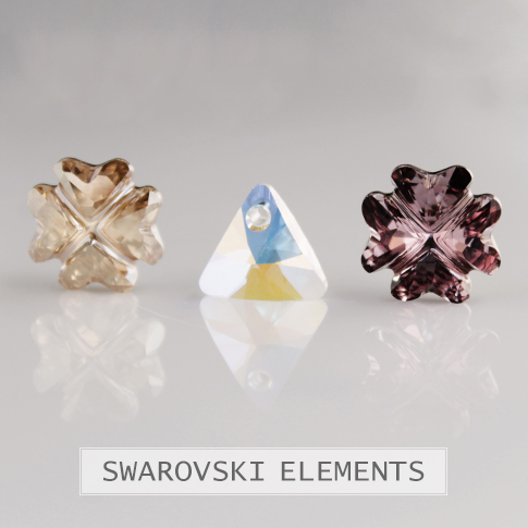 www.snowfall-beads.com - SWAROVSKI ELEMENTS