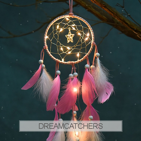 www.snowfall-beads.com - Dreamcatchers