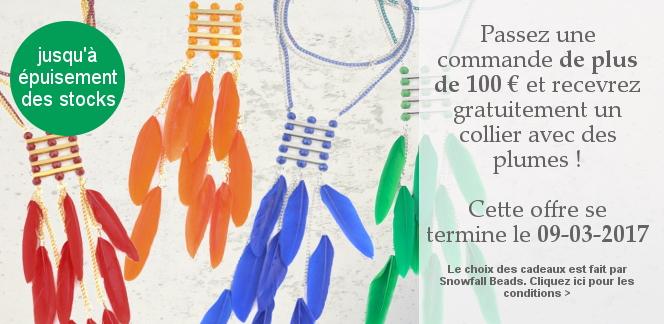 www.snowfall-beads.fr - Campagne cadeau