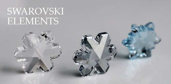 www.snowfall-beads.de - SWAROVSKI ELEMENTS