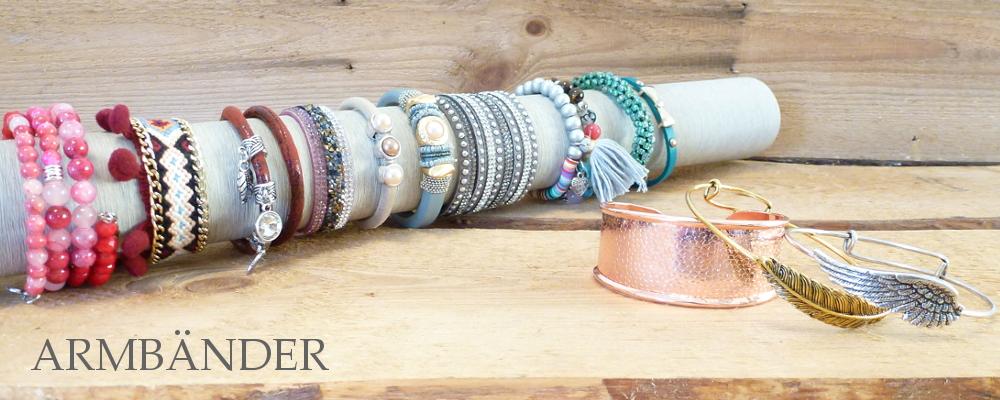 www.snowfall-fashion.de - Armbänder