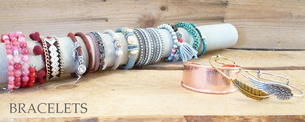 www.snowfall-fashion.fr - Bracelets