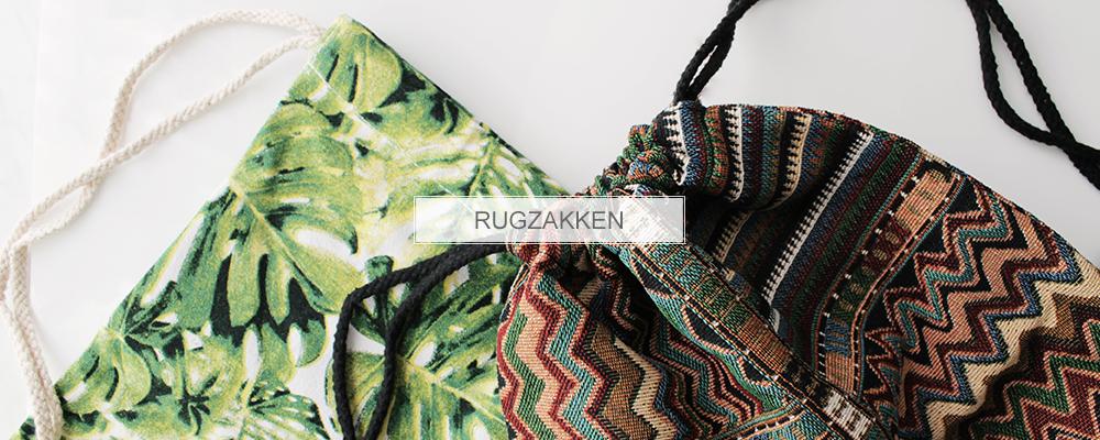 www.snowfall-fashion.nl - Rugzakken