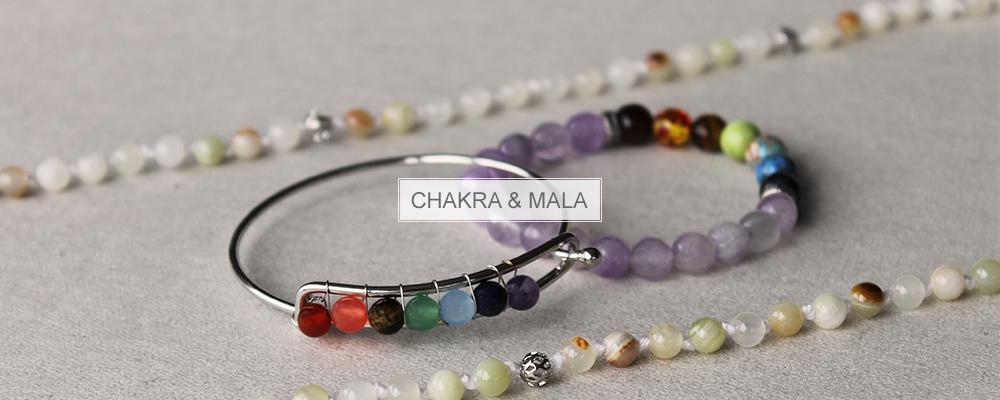 www.snowfall-fashion.com - Chakra & Mala