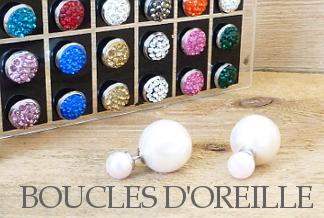 www.snowfall-fashion.fr - Boucles d'oreilles