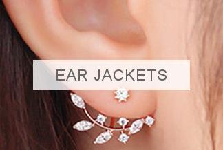 www.snowfall-fashion.de - Ear cuffs & ear jackets