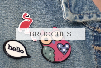 www.snowfall-fashion.co.uk - Brooches
