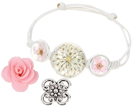 www.snowfall-beads.com - Flower collection