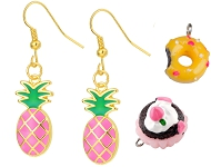 www.snowfall-beads.com - Sweets collection