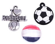 www.snowfall-beads.com - Sport collection