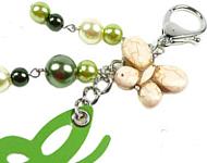 www.snowfall-beads.de - Inspiration: Butterfly Keychain