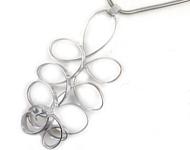 www.snowfall-beads.de - Inspiration: Creative Spiral Pendant