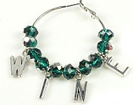 www.snowfall-beads.com - Inspiration: Wine Charms