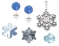 www.snowfall-beads.com - Winter collection