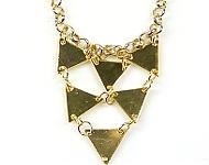 www.snowfall-beads.de - Inspiration: Halskette Geometrisch