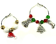 www.snowfall-beads.be - Inspiratie: Wine charms