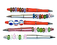 www.snowfall-beads.com - Inspiration: Beadable pens