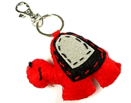 www.snowfall-beads.com - Inspiration: Key Chain turtle